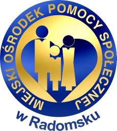 logo MOPS w Radomsku